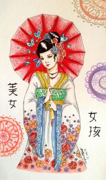 China princess by Nifka22-02