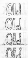 Old Word Art by cakhost