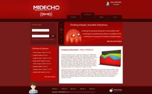 MIDECHO Simplistic Design by neadodesigns