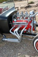 Old Skool Rod-Engine by StallionDesigns