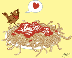 Thank You for the Vermicelli by Chewilicious