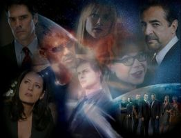 Criminal Minds - The BAU Team by LuluDarling