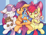 Most Prized Possessions by fearingFun