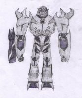 Megatron TFP by Redrosesforever