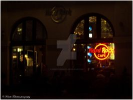 . Hard Rock Cafe III. by KimikoTakeshita