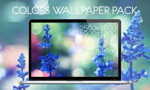 Colors Wallpaper Pack by solefield