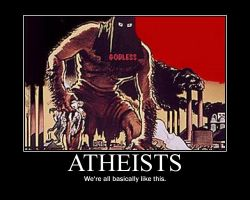 Atheism by Darkman140