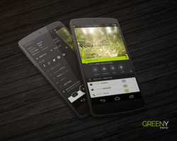 Greeny Theme by marcco23