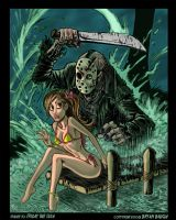 Friday the 13th by BryanBaugh