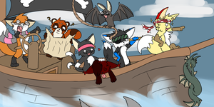 I'M ON A BOAT by Zangoosie