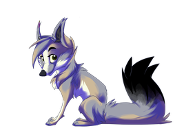 Awakeningly's swiftfox by Kilioka
