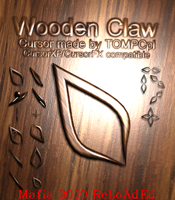 Wooden Claw -Request- by jacksmafia