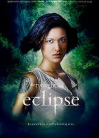 Eclipse Movie Poster Leah by GABY-MIX