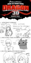 How to Train your Dragon MEME by RainOwls