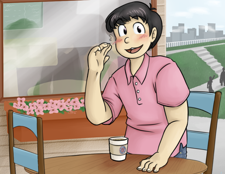 First Date: Todomatsu by SweetTangie