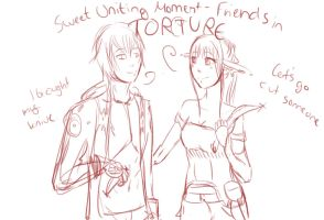 MS: Sweet Uniting Moment by Bifunctional