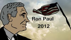 Ron Paul 2012 by ThatOneN0ob