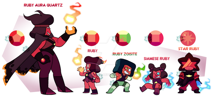 [A] - Ruby squad (Closed) - OTA by FloofHips