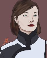 Commander Shepard by Historicalawesomenes