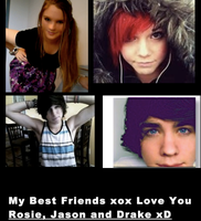 My Best Friends... Love you's by Lifes-what-u-make-it