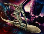 Surfing With the Alien by LOGANNINEFINGERS