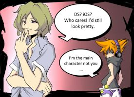 TWEWY HD by Vanity-And-Nightfall