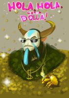 Dollar Furion, MUTHAFAKA by DarthAgnan