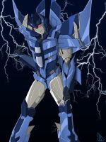 Transformers Prime Stormfront by CascadiaSci