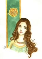 Margaery Tyrell by Najal