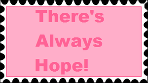 Hope Stamp by RedqueenAllison
