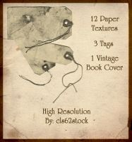 Vintage Texture Pack by cls62stock