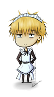 Usui is smexy.. by Ludozerkaa