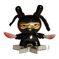 Ninja Dunny by bryancollins