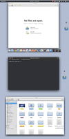 Elementary OS Luna or Lion by kxmylo