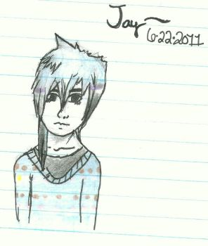 Cresendo's Jay- My half of AT by MackieUchiha