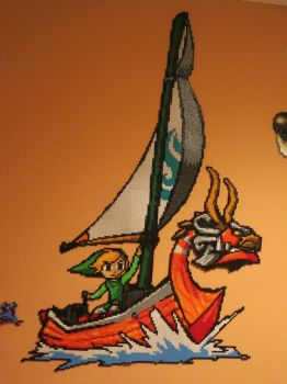 Link The Windwaker by Wacker00