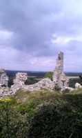 Stock Pic: Corfe Castle 18 by swandog