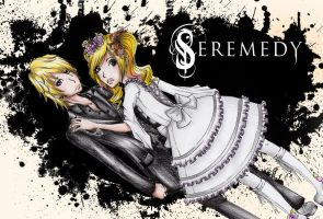 Seremedy Ray and Yohio by GermanyKai