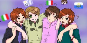 Italien family by sozine2