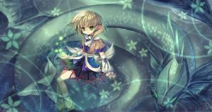 Parsee Mizuhashi by Jealous-Parsee