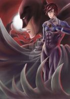 The Bat within you by namielric