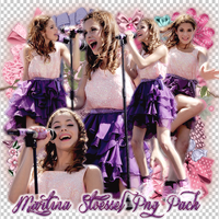 Pack png 243 Martina Stoessel by MichelyResources