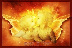 angel in love by greenfeed