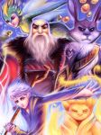 Rise of the Guardians by kankitsuru
