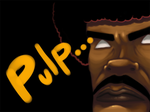 W.I.P pulp fiction by SonnyKat