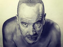 walter white breaking bad by kyllerkyle