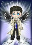 Castiel: Angel of the Lord by Blue-Fayt