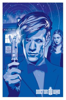 The Doctor by OllieBoyd