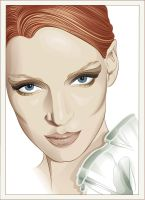 uma thurman by scabbed-doll