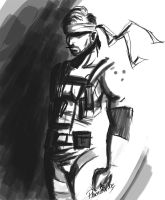 Solid Snake by PhoenixVibe